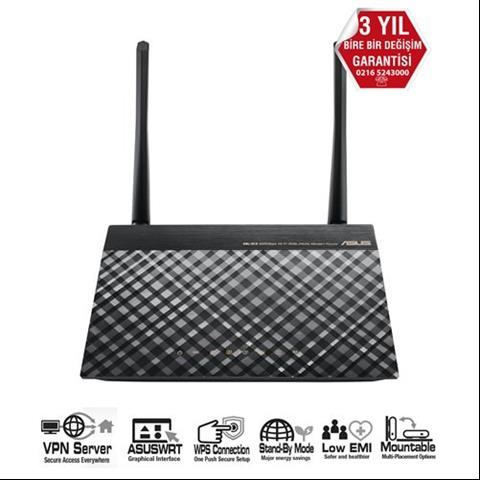 ASUS DSL-N16 4 PORT 300 MBPS VPN/VDSL/FIBER