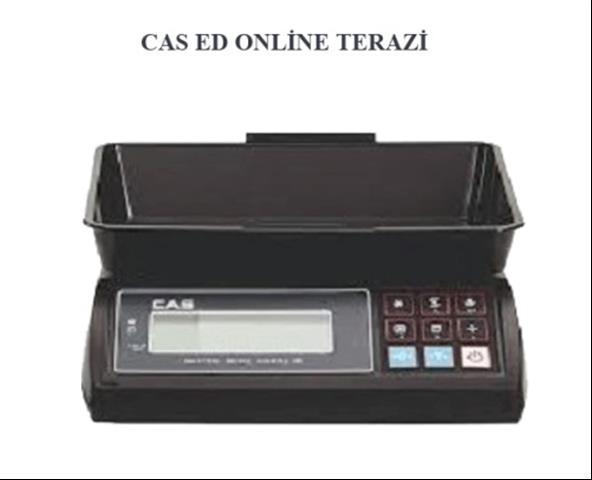 Cas - Ed 15 Barkodsuz Terazi Online