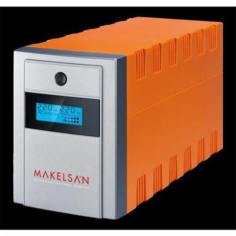 Makelsan Lıon 1000VA Lıne Interaktif UPS