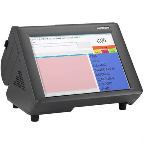 Partner Pt6215 D25 Dok.PC+Yazıcı+Müş.Ekr