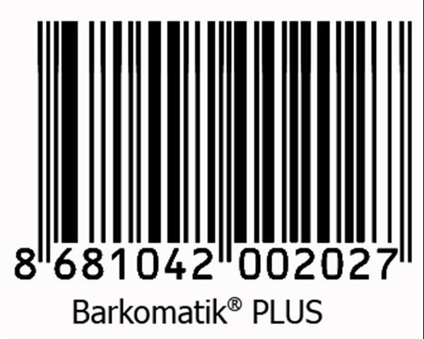 Prg-Barkomatik Plus