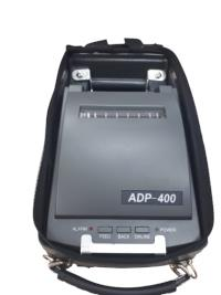 ADP400 ARAÇ YAZICI SETİ TRAKT+SÜREKLİ FORM+BT+ÇANTA+BATARYA ADP-400(C7)