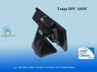 "TAZGA DPC 1603C  J1900 / 4 GB RAM / 64 GB SSD /15.6""/İKİNCİ EKRANLI"