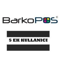 BARKOPOS 5 EK KULLANICI
