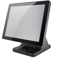 D150VR 15' LCD MONİTÖR VGA INPUT RESİSTİVE TOUCH STAND BASE