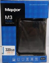 HDD_EXT-2.5'' MAXTOR 320GB M3 USB 3.0 HARİCİ HARDDİSK