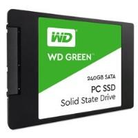 HDD_SSD WD GREEN 240GB SSD2,5 7MM 545/465 M