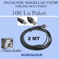 KABLO-DATALOGIC MAGELLAN VS2200 USB (2M) 100 LU PAKET