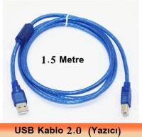KABLO-USB 1,5 METRE USB 2.0 YAZICI 10 LU PAKET