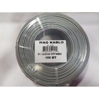KABLO_GUV-MAG 2+1 2X0,22 CCTV KABLO 100 METRE R-100