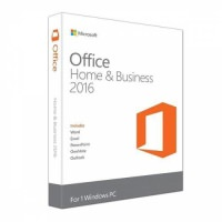 Ms OFFICE 2016 HOME AND BUSINESS TR