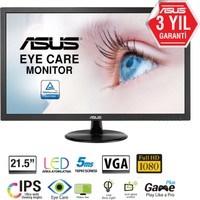 MNT_LED-21.5 ASUS VP228DE 5MS 5MS DSUB FULL HD VGA MONİTOR