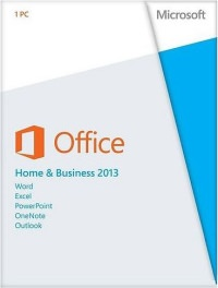 MS OFFICE 2013 HOME AND BUSINESS TR (T5D-01781)