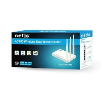 NET-NETİS WF2710 AC750 WİRELESSSUAL BAND ROUTER