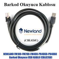 KABLO-NEWLAND BARKOD OKUYUCU KABLOSU USB (CBL026U)