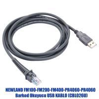 NEWLAND FM100-FM200-FM400-PR4060 USB KABLO (CBL026U)