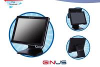 ORDİNESS GINUS (BLACK) J1900/4GB/60GB/15'' DOKUNMATİK PC