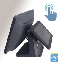 PERFORMAX 600 POS PC 15'' 2.EKRAN J1900 4GB RAM 64 SSD