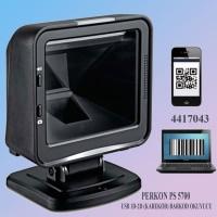 PERKON PS5700 USB 1D-2D (KAREKOD) MASA TİPİ BARKOD OKUYUCU