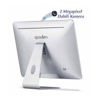 QUADRO DPC RAPID HM6520T M23412 Cİ3-2348M 4GB/120GBSSD/19.5
