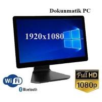 QUATRONIC P160 J1900/4GB/64GB SSD/15.6'' POS PC