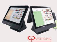 QUATRONIC P550 POS DPC J1900/8GB/240GB SSD/15'' DOKUNMATİK PC