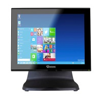 "QUATRONIC P700 POS PC 15"" J1900 4 GB 64 SSD LED AIO"