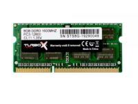 RAM-NB TURBOX 8GB DDR3 1600MHZ NB-12800 CL11 1.35V