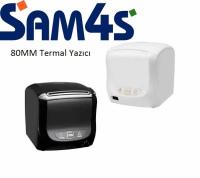 SAM4S GIANT100D ETH+USB+SERI SİYAH TERMAL FİŞ YAZICI