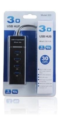 SARF-HUB-NIVATECH 1304-303 4 PORT USB 3.0 ÇOKLAYICI