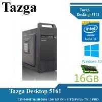 TAZGA DESKTOP CI5-9400F/16GB-2666/240GB SSD/WİNDOWS 10 PRO