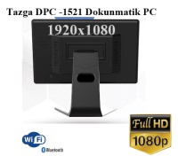 TAZGA DPC-1521 J1900/4GB/64GB SSD/15.6'' - 1900X1080 PC / WİNDOWS 10