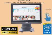 """TAZGA DPC-1612M 15.6""""MULTİ TOUCH POS İ5-4200U/4GBRAM/120GB SSD AIO"""
