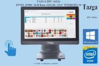 """TAZGA DPC-1612V-15.6"""" AIO M.TOUCH POS J1900/4GB/120GB/1920X1080/10.1 M.EKRANLI"""