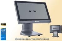 "TAZGA DPC-1612W J1900/4GB/120GB/15.6"" /WINDOWS10 PRO"