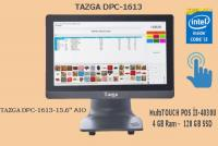 "TAZGA DPC-1613-15.6"" AIO M.TOUCH POS İ3-4030U/4 GB / 120 GB SSD / M.TOUCH"