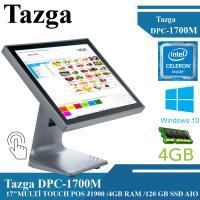 """TAZGA DPC-1700M  17""""POS J1900 /4GB RAM /120 GB SSD AIO"""