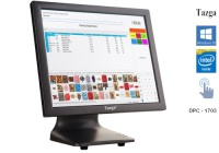 "TAZGA DPC - 1703-8 / İNTEL J1900 /8GB RAM/ 120GB SSD / 17"" POS PC"