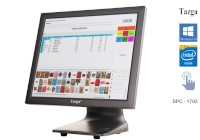 "TAZGA DPC - 1703-4 / İNTEL J1900 /4GB RAM /120 GB SSD /17"" POS PC"