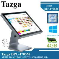 """TAZGA DPC-1705M 17"""" M.TOUCH POS İ5-3317U / 4GB /120GB SSD"""