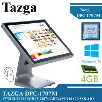 """TAZGA DPC-1707M 17""""MULTİ TOUCH I5-7267/4GB RAM /120 GB SSD AIO"""