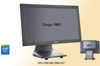 "TAZGA DPC - 1802 / İNTEL J1900/4GB/120GB SSD/18,5"" POS PC"