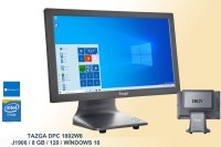 "TAZGA DPC-1802W8 /J1900/8 GB/120GB SSD/18,5"" /WINDOWS 10 PRO"