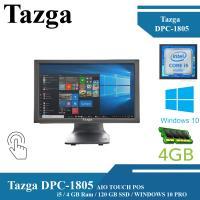 """TAZGA DPC-1805 18.5"""" İ5-3317U/ 4GB RAM/120GB SSD/DOKUNMATİK AIO"""