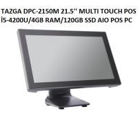 TAZGA DPC-2150M 21.5'' TOUCH POS İ5-4200U/4GBRAM/120GB SSD AIO