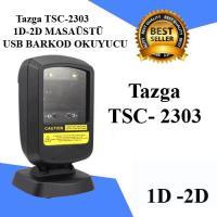 TAZGA TSC-2303 2D MASAÜSTÜ USB BARKOD OKUYUCU