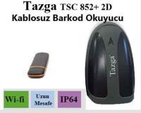 TAZGA TSC-852+ 2D USB KABLOSUZ BARKOD OKUYUCU