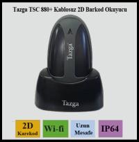 TAZGA TSC 880+ KABLOSUZ KAREKOD 2D OKUYUCU