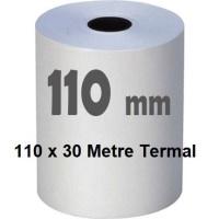 TERMAL RULO 110MM 30 METRE POS VE FİŞ RULOSU(110X30)