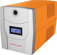 UPS-MAKELSAN LİON X 1200VA LİNE İNTERAKTİF UPS 12V/7AH(LX005)